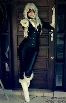 Black Cat by Shermie Cosplay 2