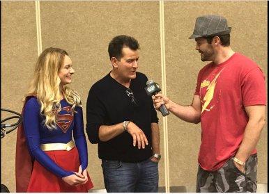 Wizard World Minneapolis 2017 Cosplay - Supergirl 2