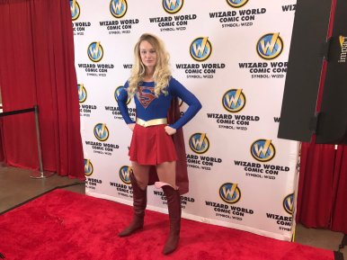 Wizard World Minneapolis 2017 Cosplay - Supergirl