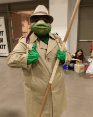 Wizard World Minneapolis 2017 - Donatello