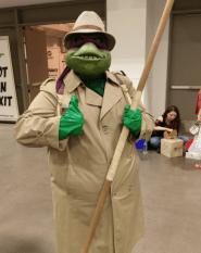 Wizard World Minneapolis 2017 - Donatello