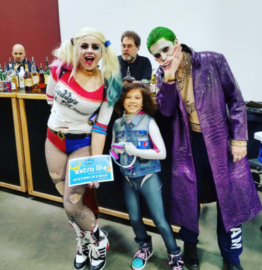 Wizard World Minneapolis 2017 - Harley Quinn | Spider-Gwen | Joker
