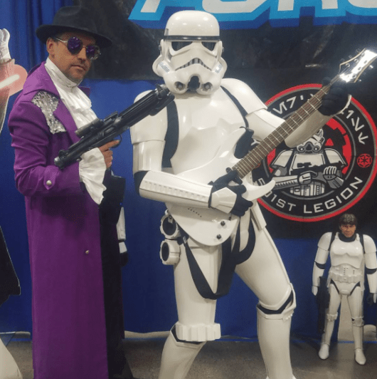 Wizard World Minneapolis 2017 - Prince | Storm Trooper