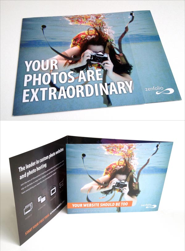 Extraordinary Campaign Brochure Design