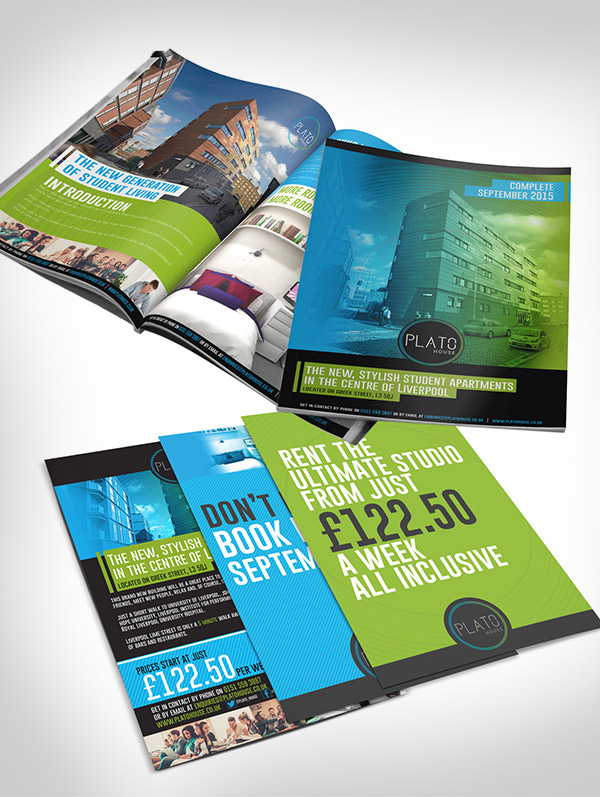 property development brochure design ideas 2 - Brochure Design Ideas