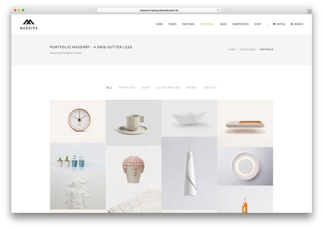 massive-minimal-portfolio-html5-website-template
