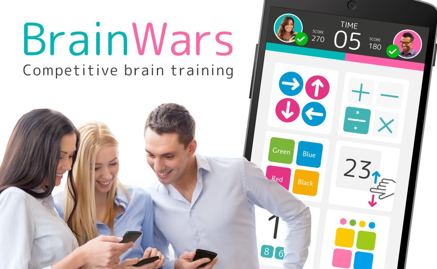 Geek cat - aplikacje rozwijające mózg brain wars