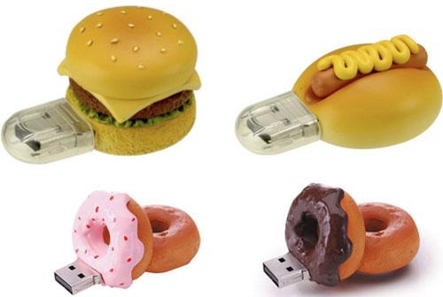 usbhotdog-donut-hamburger