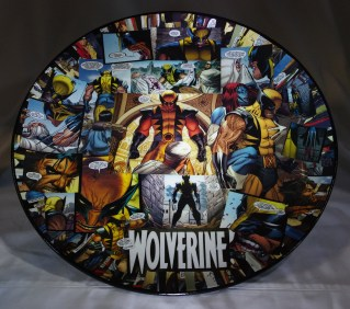 wolverine serving tray - front