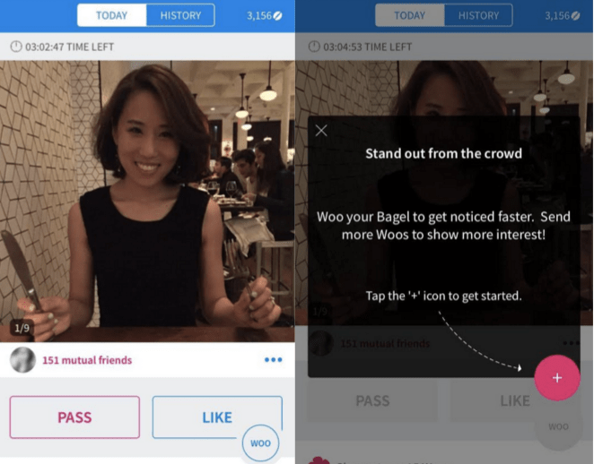 Coffee Meets Bagel Adds Its Own Version Of Super Like With 'Send A Woo'