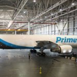 Amazon's most recent weapon in the e-business wars: Its own aviation based air force