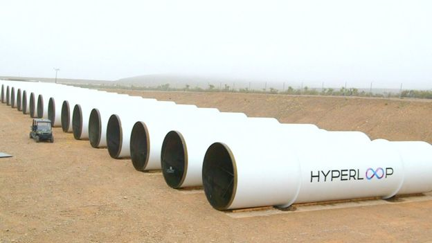 Crazy Lawsuit Settled Hyperloop One Competitor Planned