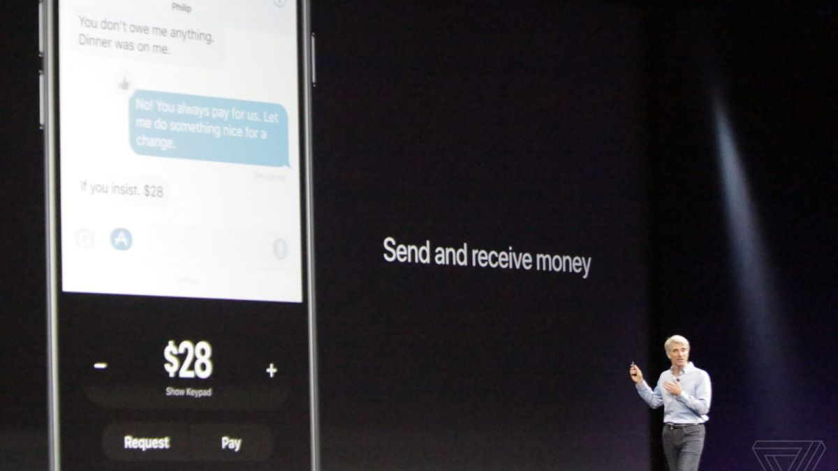 """Venmo"" for Apple Pay is Coming"
