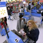 Walmart plans store with No Cashiers