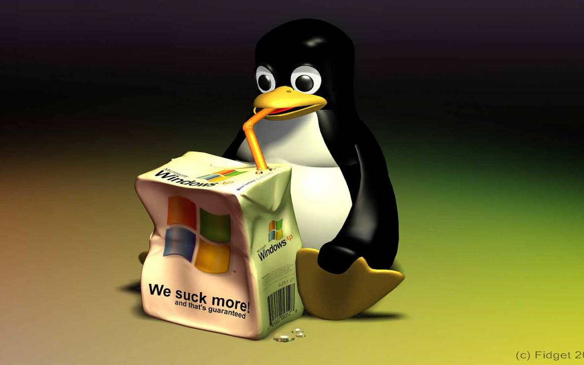 Linux for Windows XP