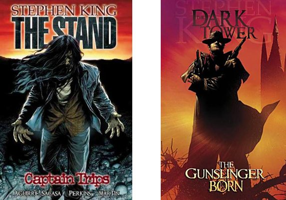 The Stand, Dark Tower
