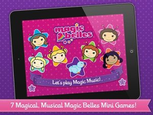 Magic Belles: Magic Music App