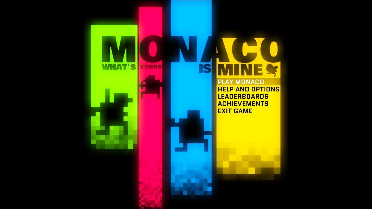 Monaco is Here! Get to Stealin'!