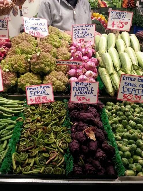 Veggies. Photo: Jenny Williams