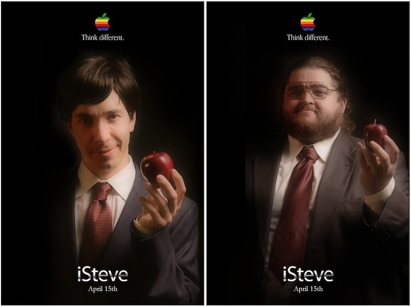 Funny or Die's Steve Jobs Movie iSteve Now Available
