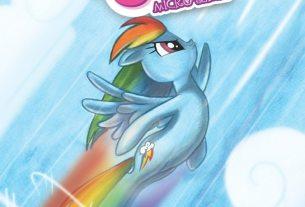 My Little Pony: Rainbow Dash  Image: IDW Publishing