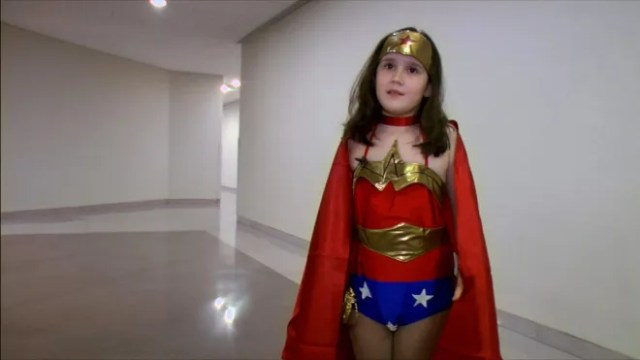 Katie-Wonder Woman