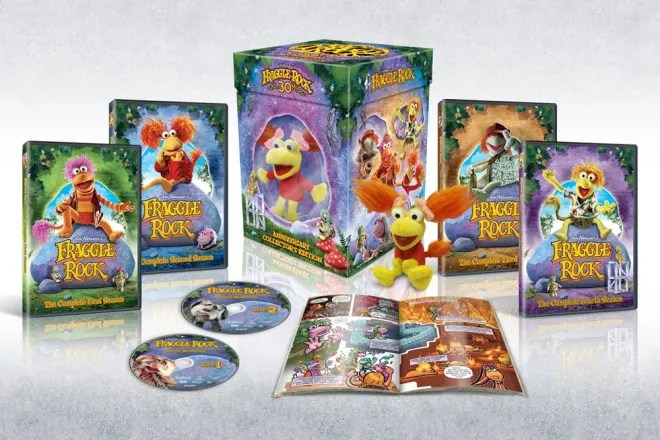 Fraggle Rock 30th Anniversary collection