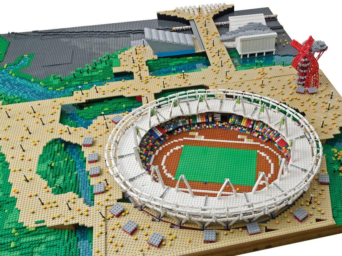 Warren Elsmore's Brick City - Lego for Grown Ups