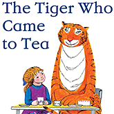 The Tiger Who Came to Tea © HarperCollins