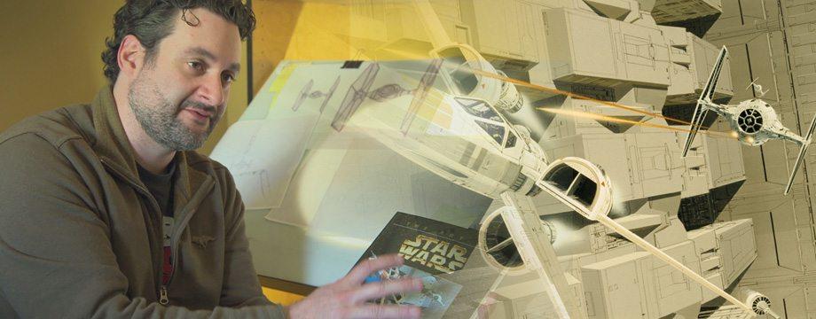 Dave Filoni, Executive Producer of Star Wars Rebels