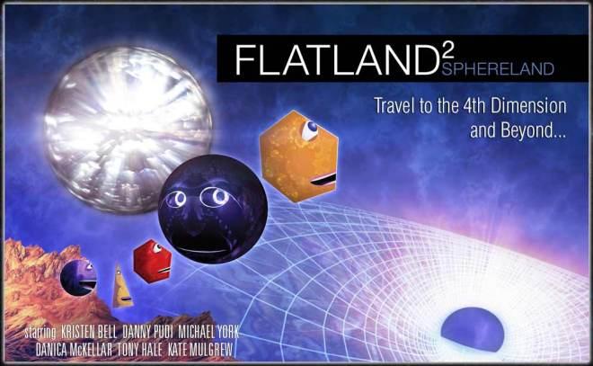 Flatland 2: Sphereland