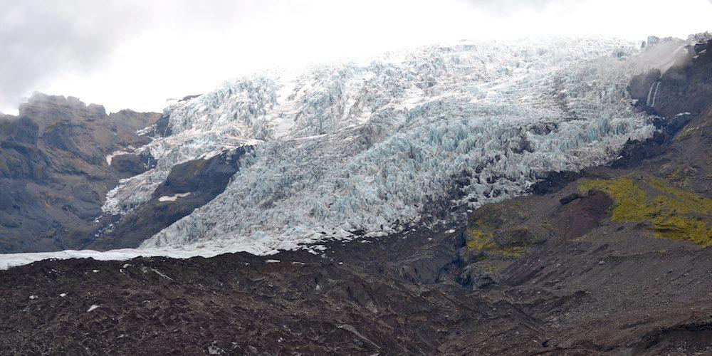 Skaftafellsjokull glacier