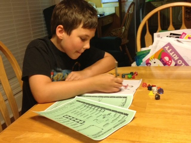 Great Article on Teaching Dungeons & Dragons to the Next Generation