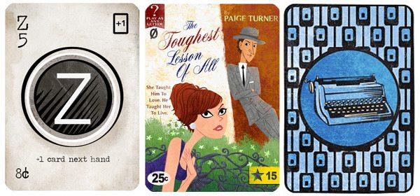 Paperback cards