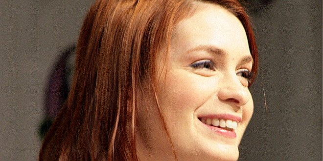 Happy Birthday, Felicia Day!