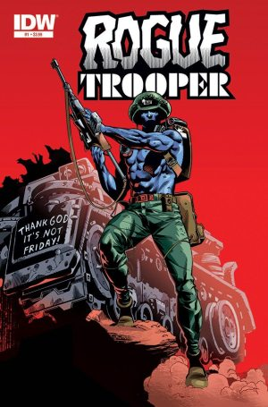 Rogue Trooper, coming in 2014