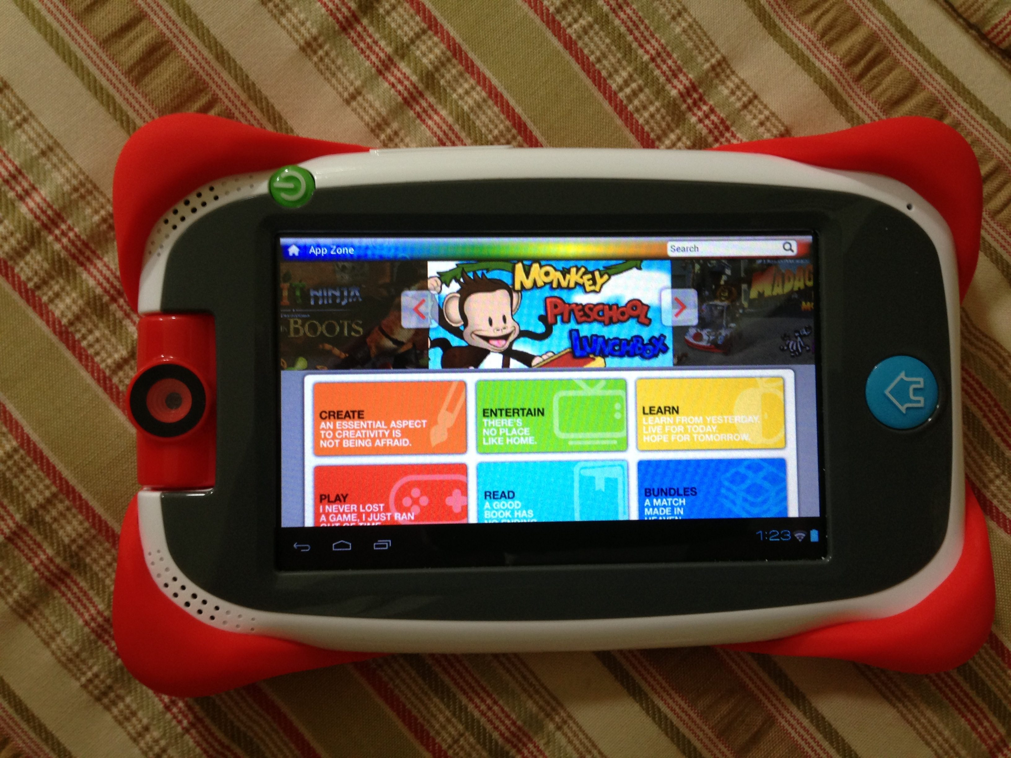 Nabi Jr Tablet and Wings Learning System Review - GeekDad