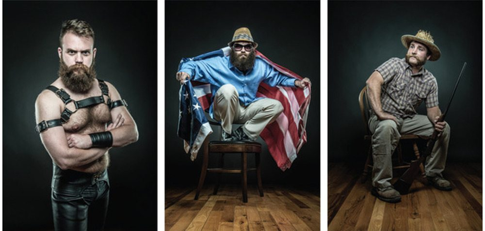 Of Beards and Men: A Portrait of Man – A Kickstarter Campaign
