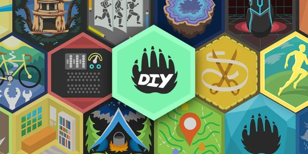 DIY - Get Skills, Be Awesome