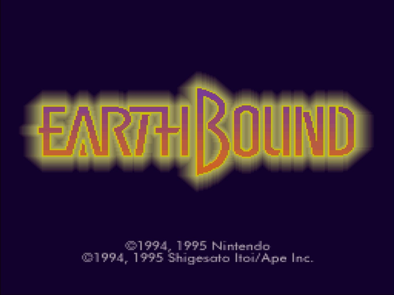 Earthbound: One of the Best Video Games Ever Made       And