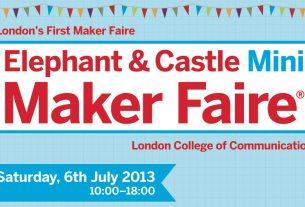 London's Mini Maker Faire