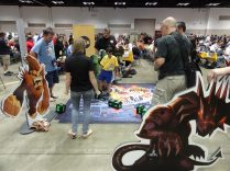 Giant King of Tokyo—only seems appropriate.