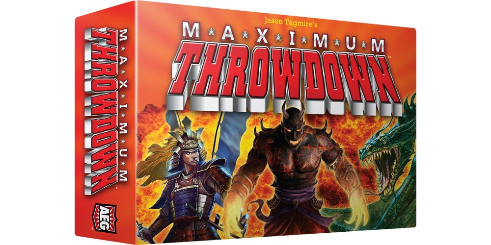 Get Ready to Rumble: Maximum Throwdown