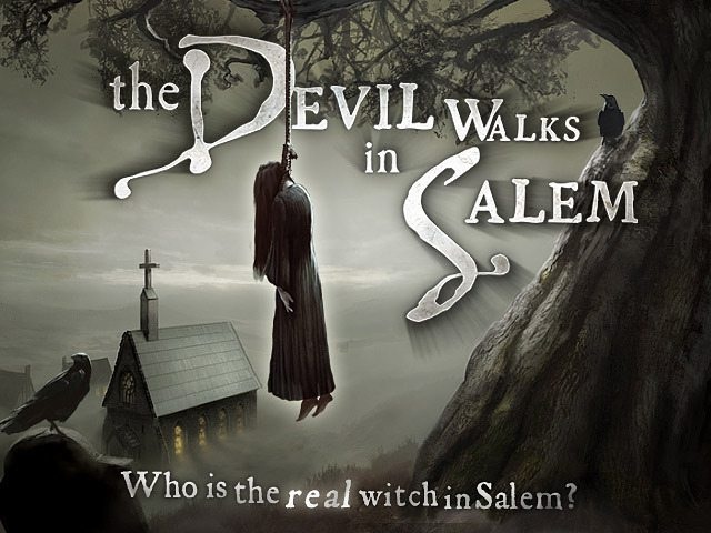 The Devil Walks in Salem: Game-Based Movie Kickstarter Ends Today