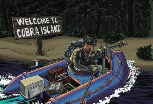 welcome to cobra island