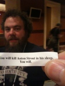 Fortune Cookie o Doom