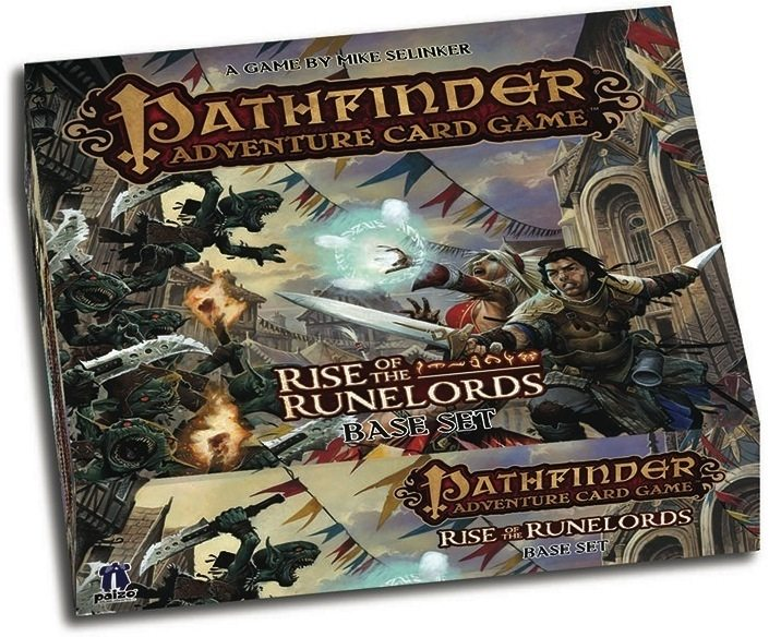Delving Into the Pathfinder Adventure Card Game - GeekDad