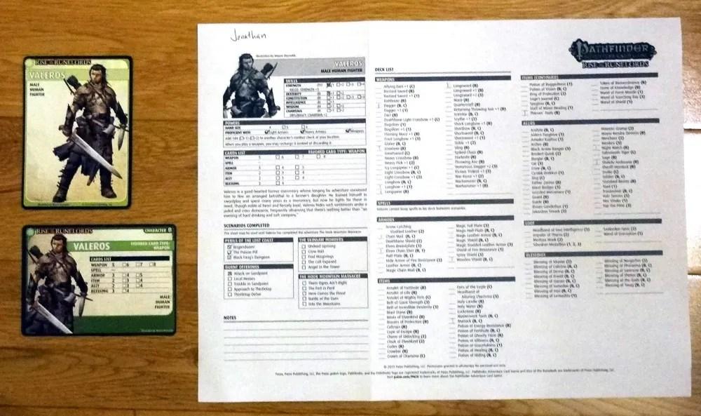 Valeros-charactersheet