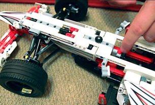 Gran Prix LEGO Set (42000)