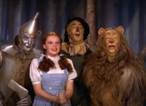 Dorothy and friends are at over 300 IMAX theaters now. © Warner Bros.